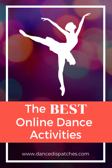 Best Dance Online Resources Pin 2