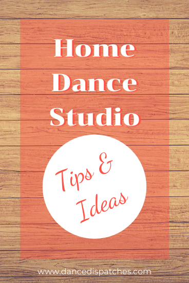Home Dance Studio Tips & Ideas Pinterest Pin