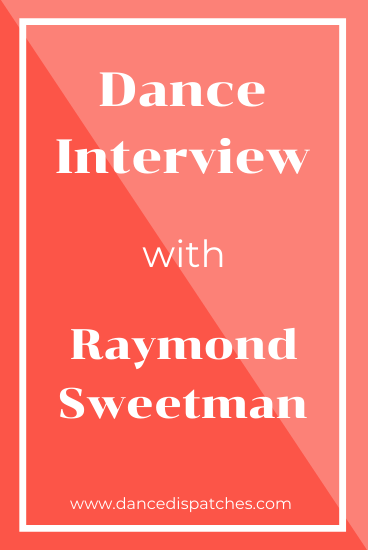 Raymond Sweetman Interview Pin 2