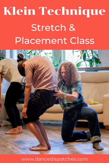 Klein Technique Stretch & Placement Class Pinterest Pin