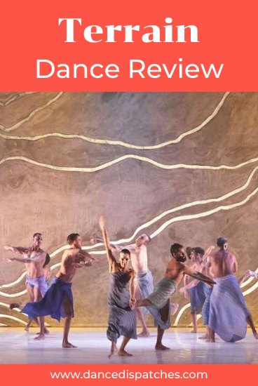Terrain Dance Review Pinterest Pin