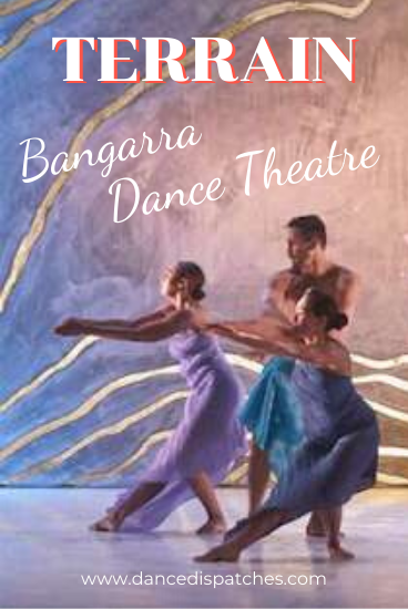 'Terrain' Bangarra Dance Theatre Pinterest Pin