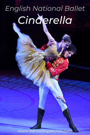 English National Ballet Cinderella Pinterest Pin