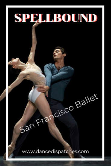 'SPELLBOUND' San Francisco Ballet Pinterest Pin