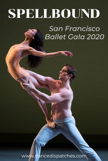 'SPELLBOUND' San Francisco Ballet Gala 2020 Pinterest Pin