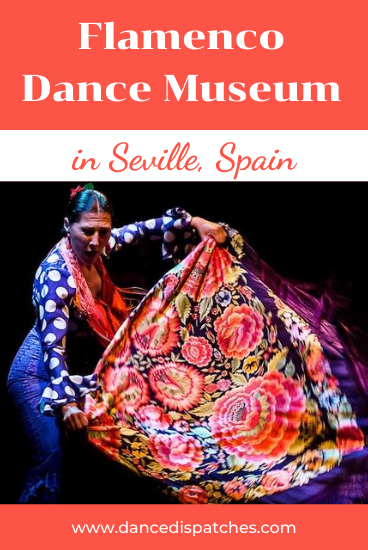 Flamenco Dance Museum in Seville, Spain Pinterest Pin